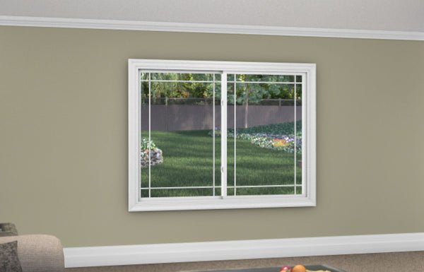 Slider / Glider Window - Installed - Home Built 1977 or BEFORE - Energy Star - WindowWire