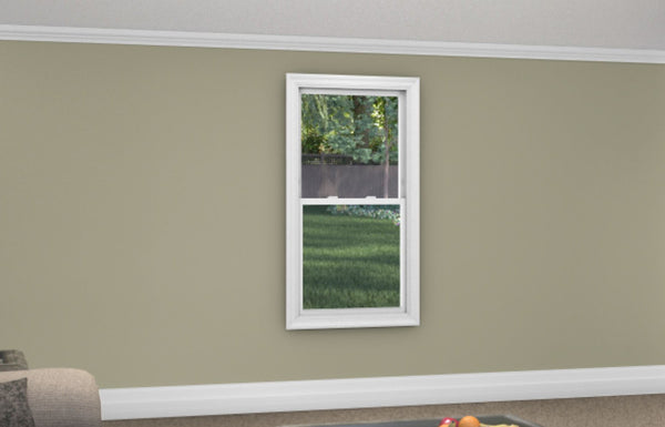 Double Hung Window - Installed - Home Built 1977 or BEFORE - Triple Pane - WindowWire