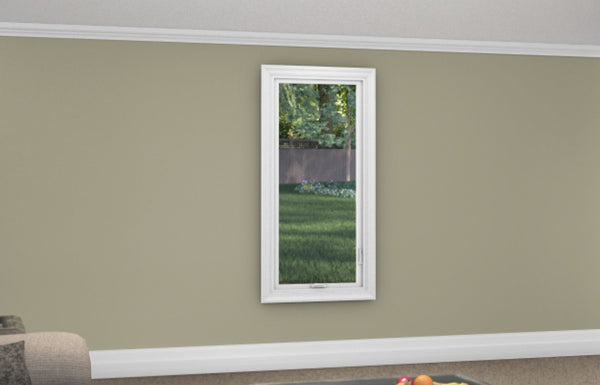 Casement Window - Installed - Home Built 1977 or BEFORE - Triple Pane - WindowWire