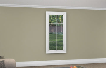 Casement Window - Installed - Home Built 1977 or BEFORE - Triple Pane
