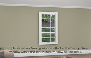 Awning Window - Installed - Home Built 1978 or AFTER - Triple Pane
