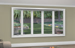 5 Lite Bow Window - Installed - Home Built 1978 or AFTER - Not Energy Star - WindowWire