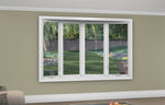 4 Lite Bow Window - Installed - Home Built 1977 or BEFORE - Not Energy Star - WindowWire