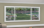 3 Lite Slider / Glider Window - Installed - Home Built 1977 or BEFORE - Not Energy Star - WindowWire