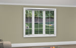 3 Lite Bow Window - Installed - Home Built 1977 or BEFORE - Triple Pane - WindowWire