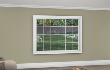 Picture Window - Installed - Home Built 1977 or BEFORE - Triple Pane