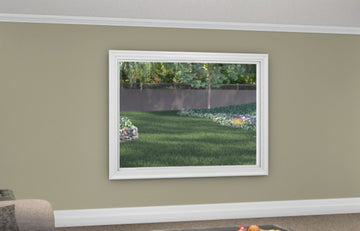 Picture Window - Installed - Home Built 1978 or AFTER - Triple Pane