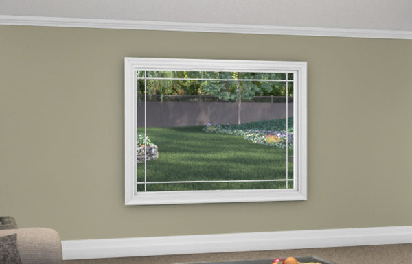Picture Window - Installed - Home Built 1978 or AFTER - Energy Star - WindowWire