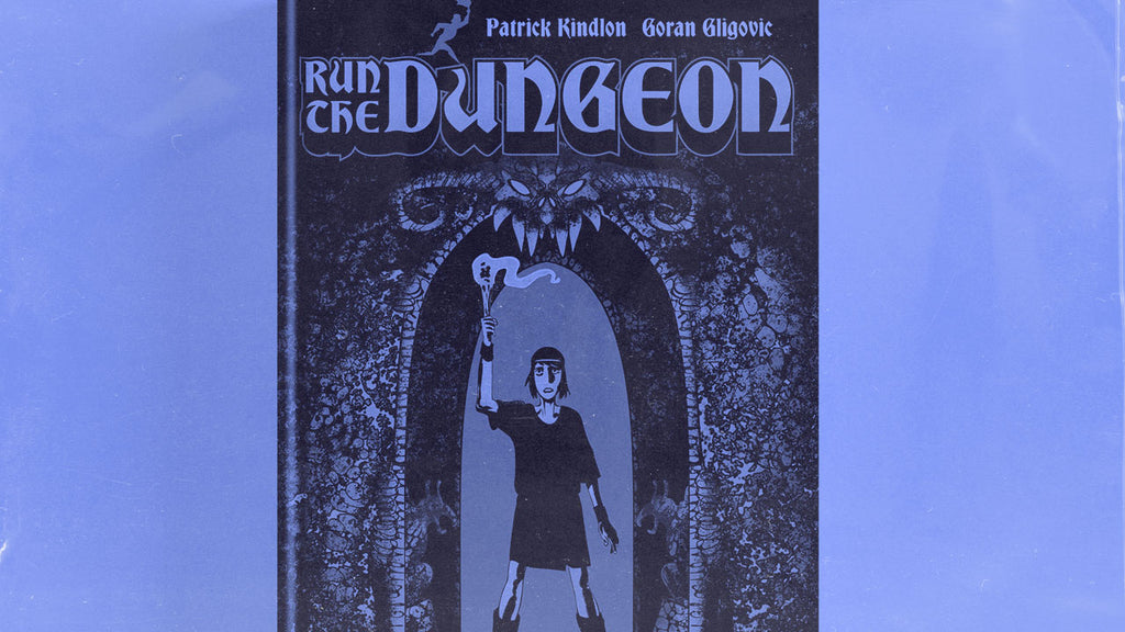 Z2 Comics and Self Defense Family Introduce RUN THE DUNGEON