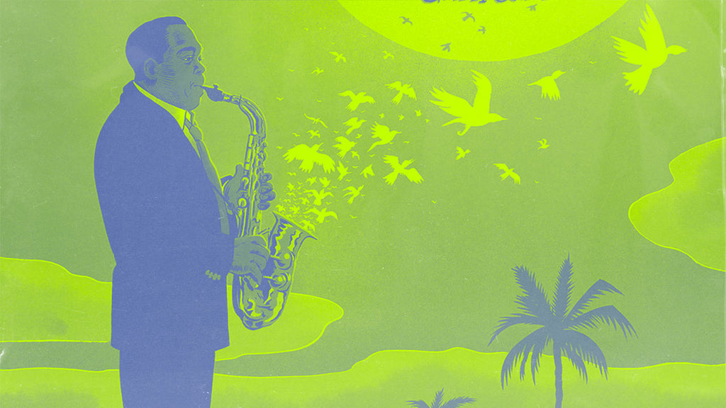 JAZZ ICON CHARLIE PARKER'S STORY COMES TO LIFE IN NEW GRAPHIC NOVEL
