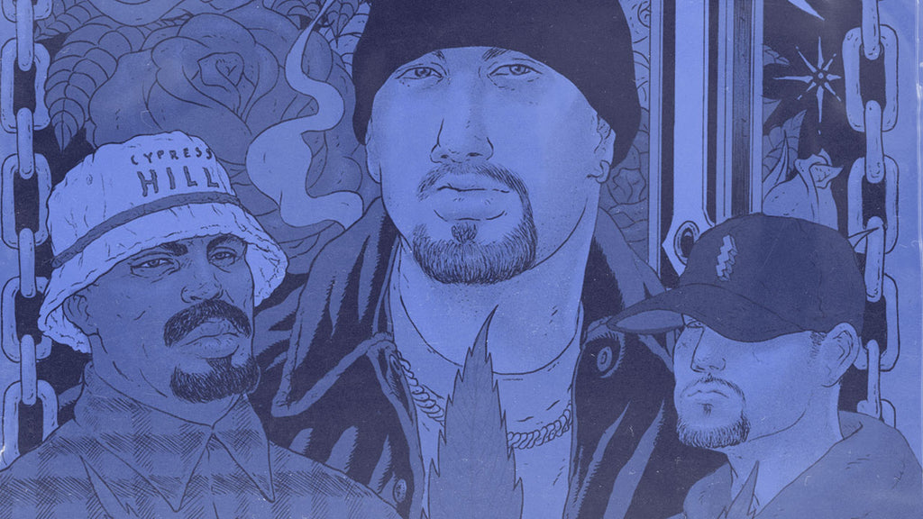 Hip Hop Legends Cypress Hill Partner with Z2 Comics to Announce Tres Equis Graphic Novel