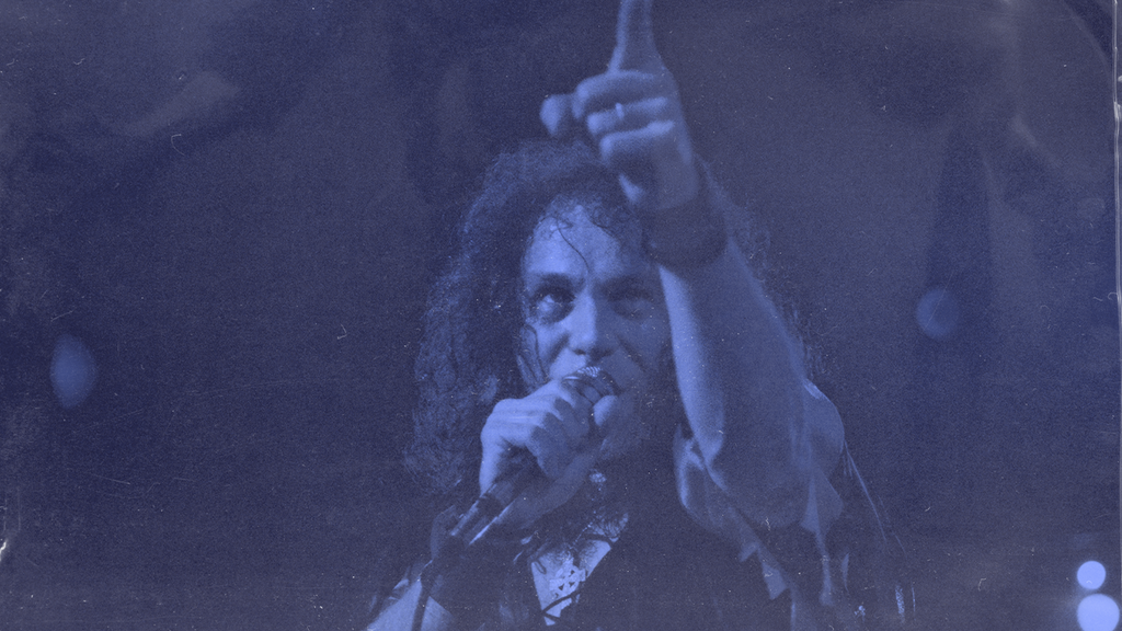 DIO ANNOUNCES 'HOLY DIVER' GRAPHIC NOVEL, EXPLAINS THE ARTWORK OF THE CLASSIC ALBUM