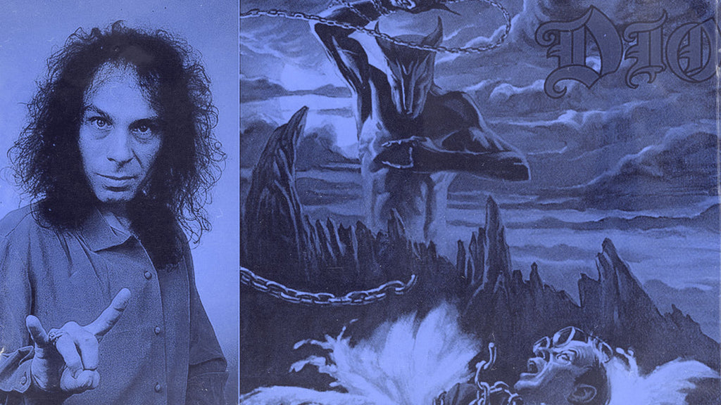 PAGE REVEAL: Dio's Holy Diver Graphic Novel