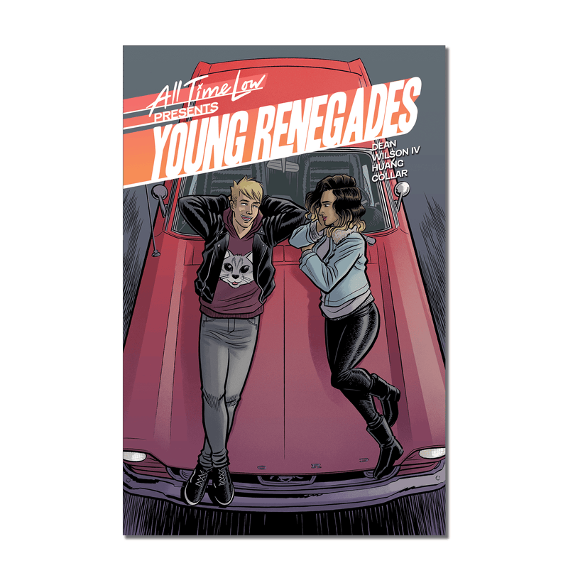 All Time Low Presents: Young Renegades