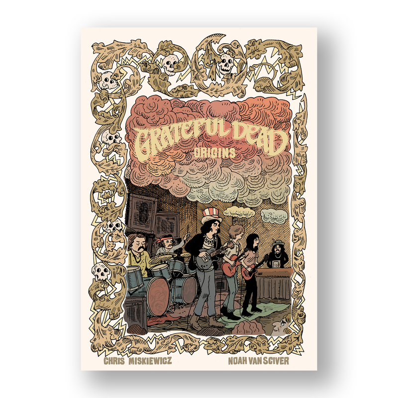 Grateful Dead - Origins (Standard Edition)