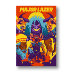 Major Lazer - Year Negative One
