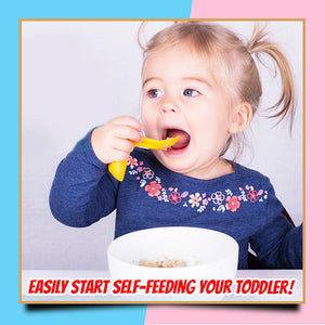 EZGrip Baby Self-Feeding Set