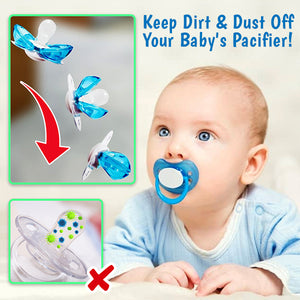 BabyClean+ Self-Closing Pacifier