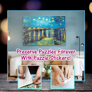 Save IT! Puzzle Protective Film