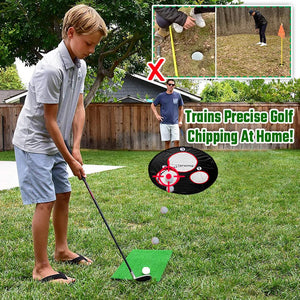 EZTarget Foldable Golf Chipping Net