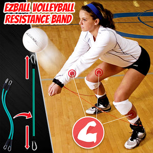 EZBall Volleyball Resistance Band