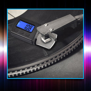 TechGauge Turntable Stylus Force Scale