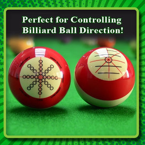 SideSpin+ Billiard Training Billiard Ball