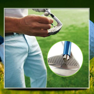 SmoothWedge Golf Groove Sharpeners
