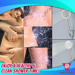 4-in-1 Therapeutic Shower Head