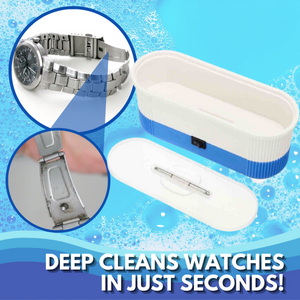 [Promo 30%] DigiCLEAN™ Ultrasonic Watch Cleaner