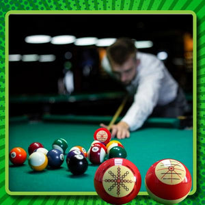 SideSpin+ Master Training Billiard Ball