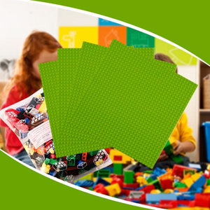 FunBuild Blocks Playroom Wall Set