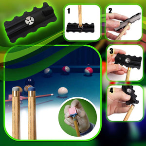 5-in-1 EZRepair Billiard Cue Tip Kit