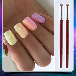 TrendyColor Gradient Nail Art Paint Brush