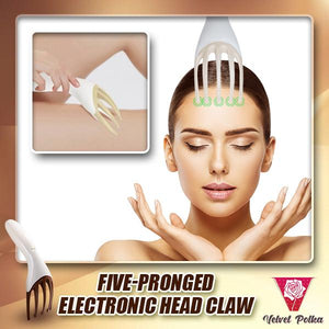 Five-Pronged Electronic Head Claw