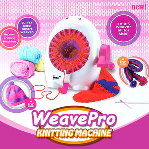 WeavePro Mini Knitting Machine
