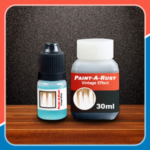 Paint-A-Rust Vintage Effect Miniature Paint Set