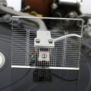 AccuBeat Turntable Cartridge Azimuth Ruler