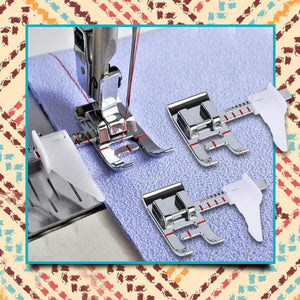 SewMaster Adjustable Parallel Guide Presser Foot