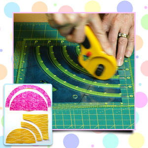 WhirlCut+ Circle Cutter Ruler
