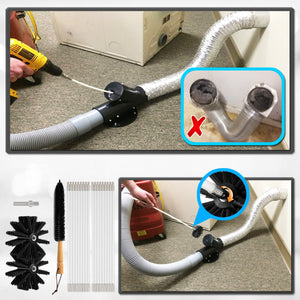 CleanPRO Dryer Vent Cleaner Kit