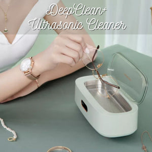DeepClean+ Ultrasonic Cleaner
