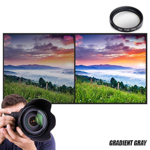 ColorPop Gradient Camera Lens Filter