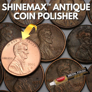 SHINEMax™ Antique Coin Polisher