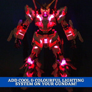 LightsUp™ Gundam LED