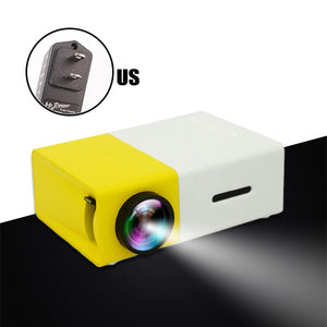 PixelPerfect Portable Projector