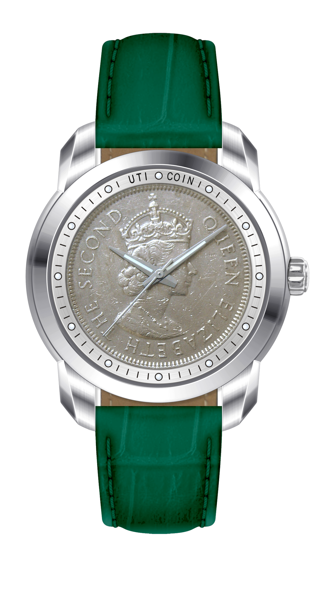 Signature Series Edition II The Coin Origin Silver White