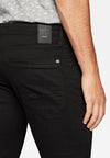 MAVI Jeans Yves Black Coated Ultra Move 0024322233