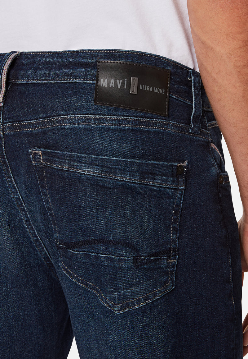 MAVI Jeans Marcus Dark Brushed Ultra Move 0035131833