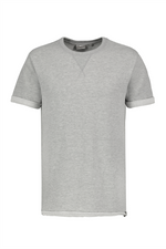 EIGHT 2 NINE Sweat T-Shirt 23100 Pastel Grey H10014L22461AEN 001